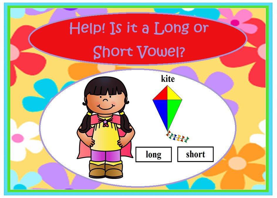Help! Is it a Long or Short Vowel?