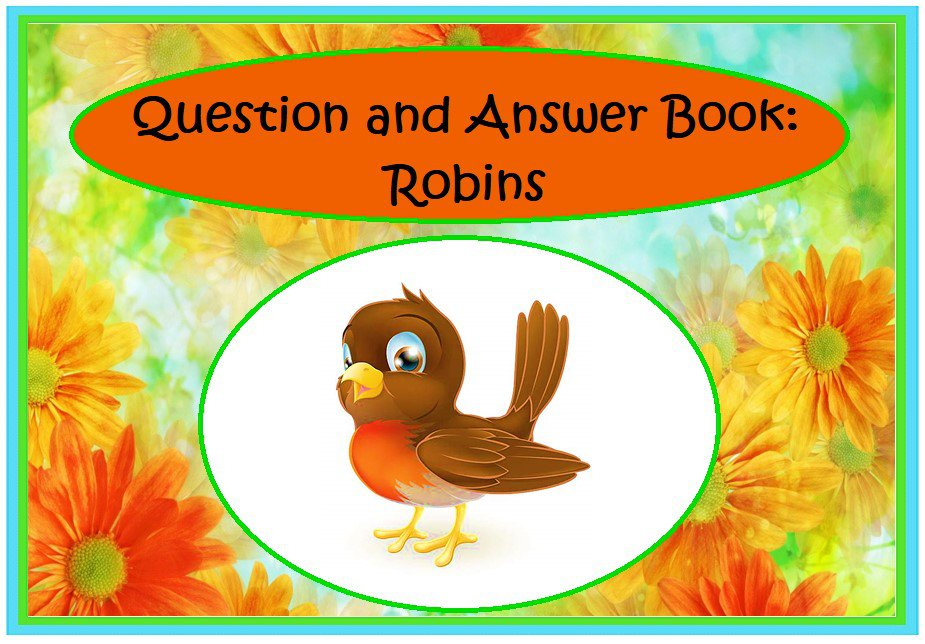 Questions and Answer Book: Robins