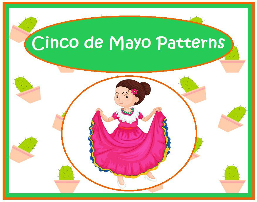 Cinco de May Patterns