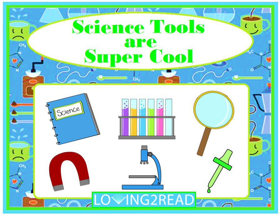 Science Tools are Super Cool