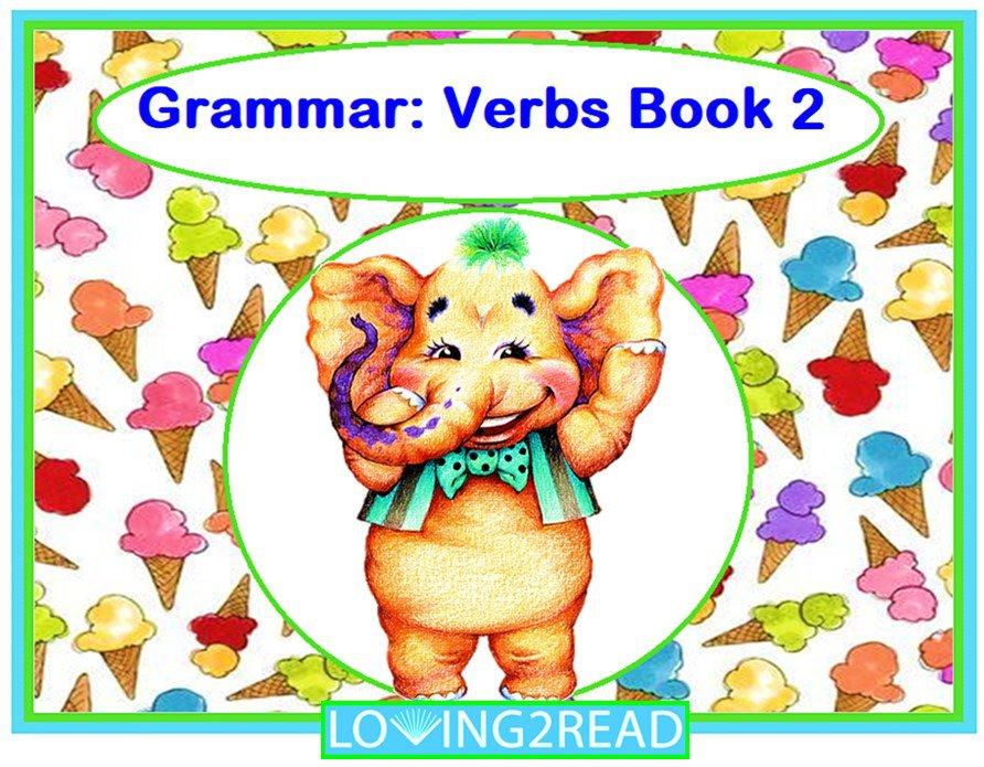 Grammar: Verbs Book 2