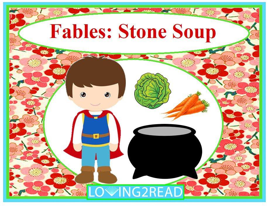 Fables: Stone Soup