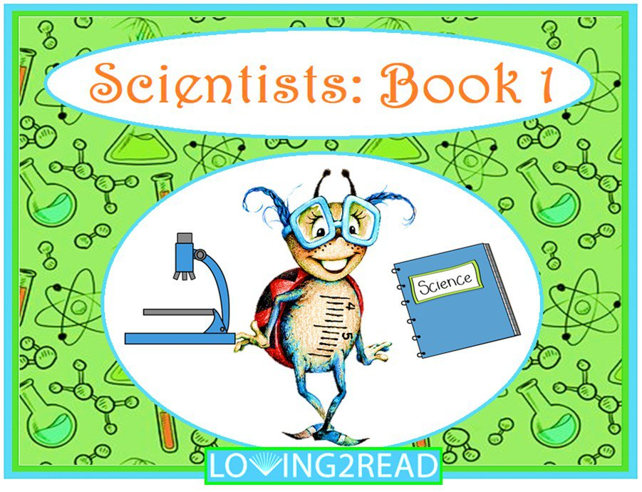Scientists: Book 1