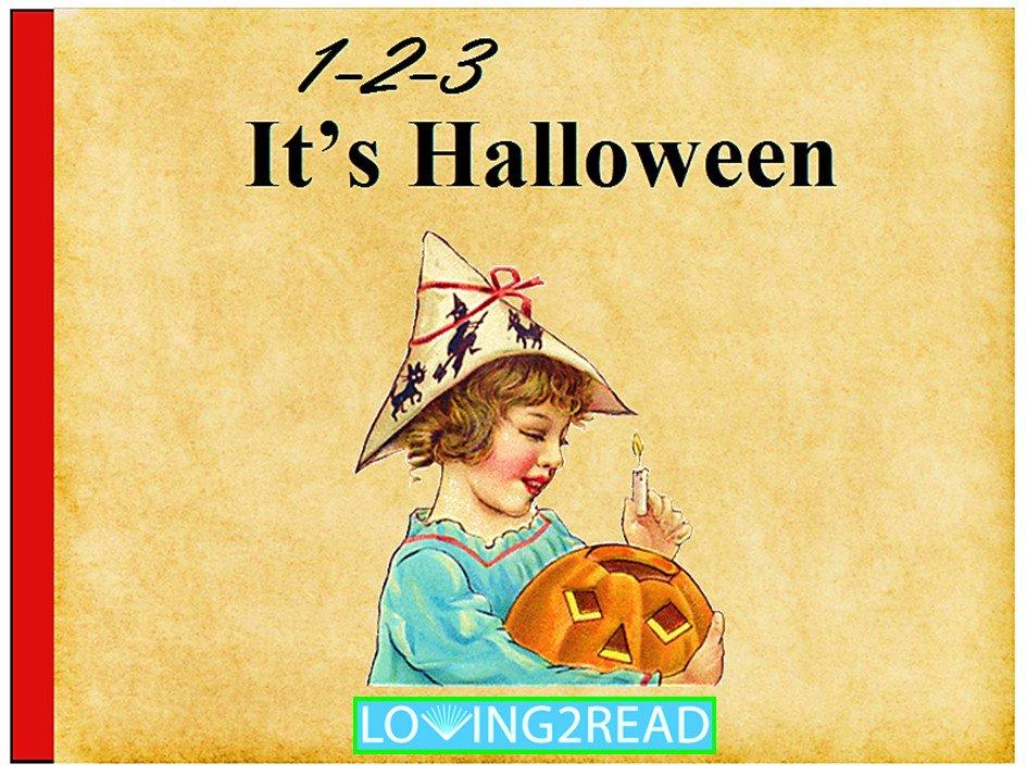 I-2-3 It's Halloween