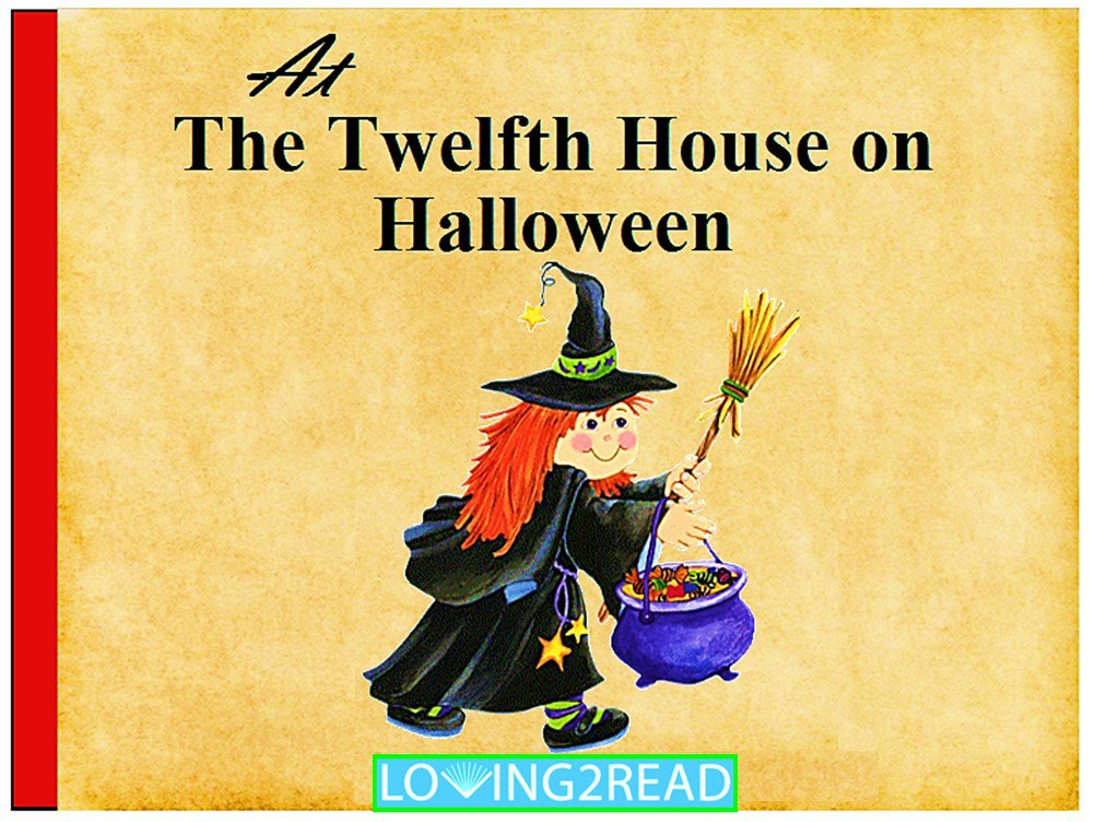 At the Twelfth House on Halloween