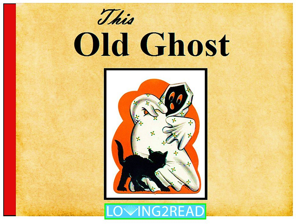 This Old Ghost
