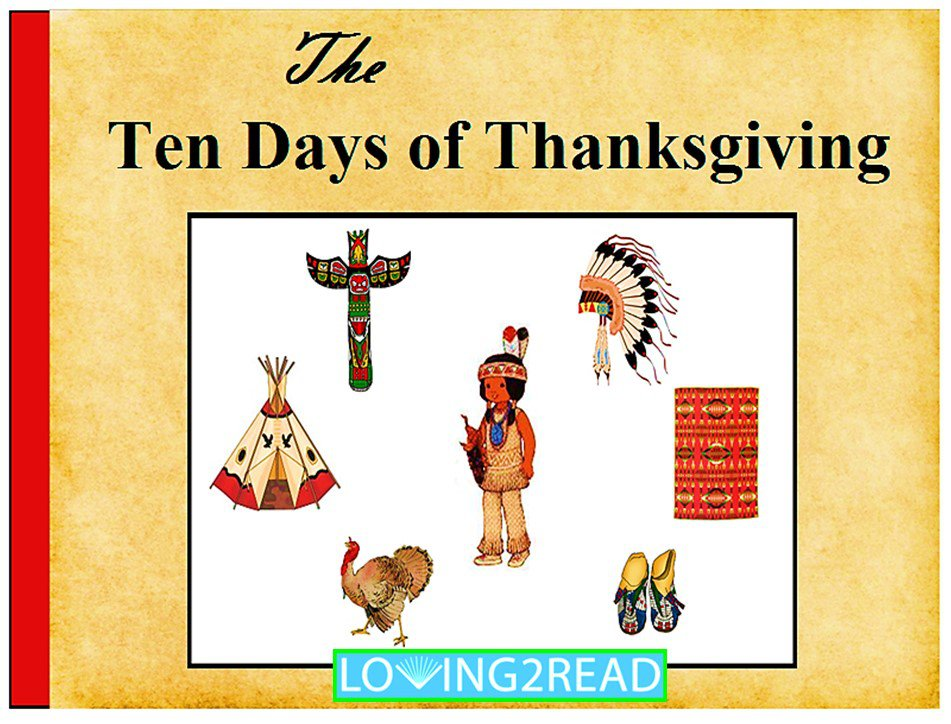 The Ten Days of Thanksgiving