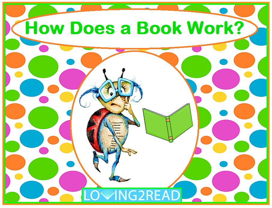 How Does a Book Work?