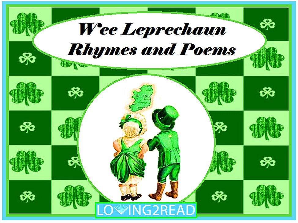 Wee Leprechaun Rhymes and Poems