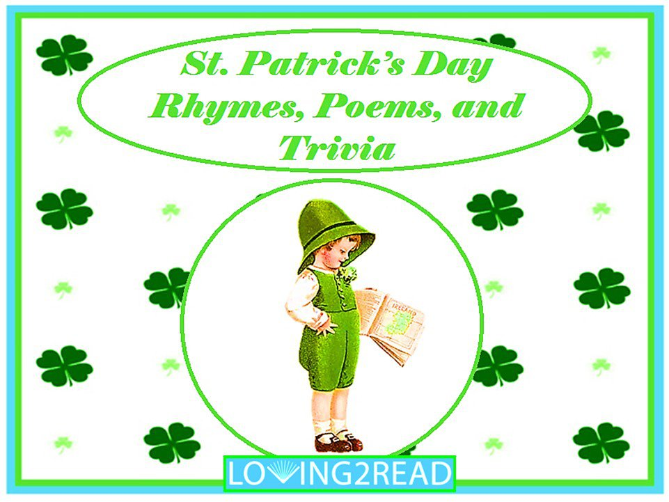 St. Patrick's Day Rhymes, Poems, and Trivia