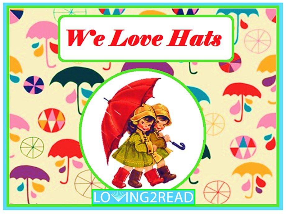 We Love Hats
