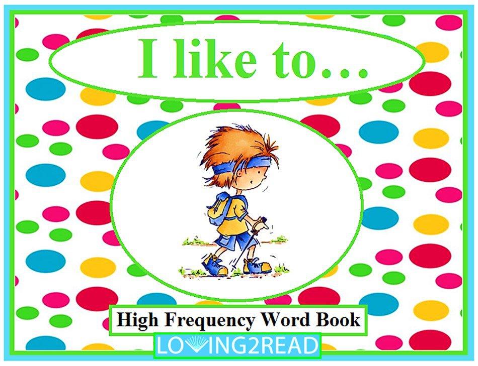 I like to...