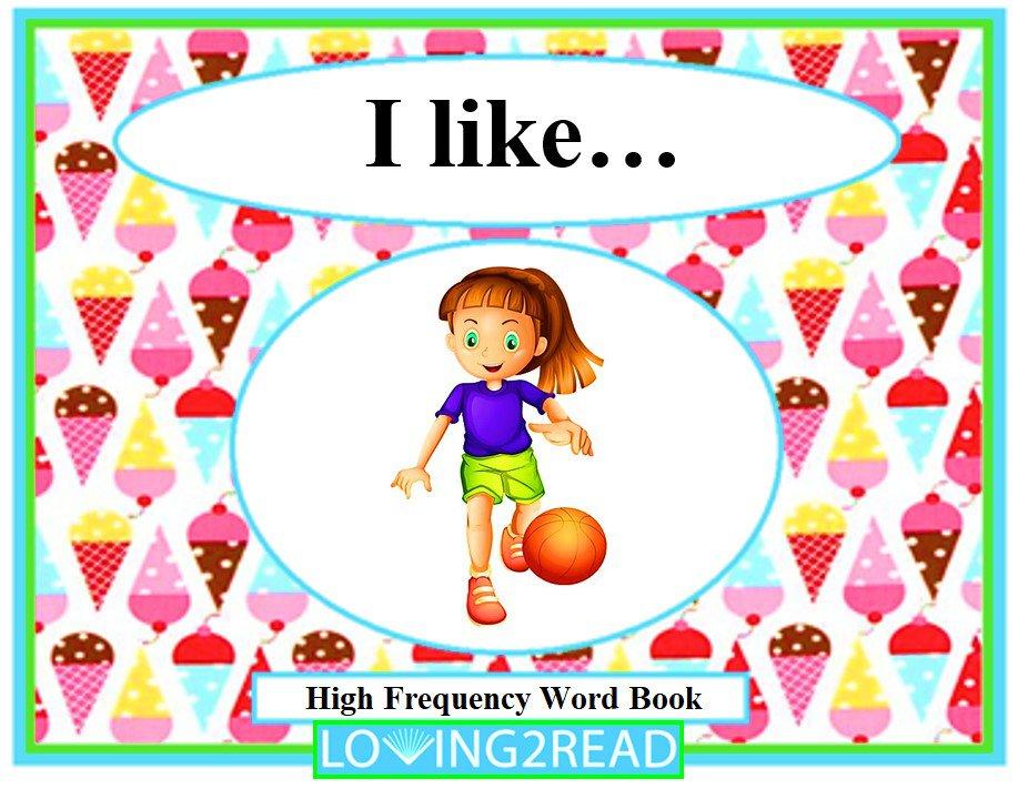 I like...