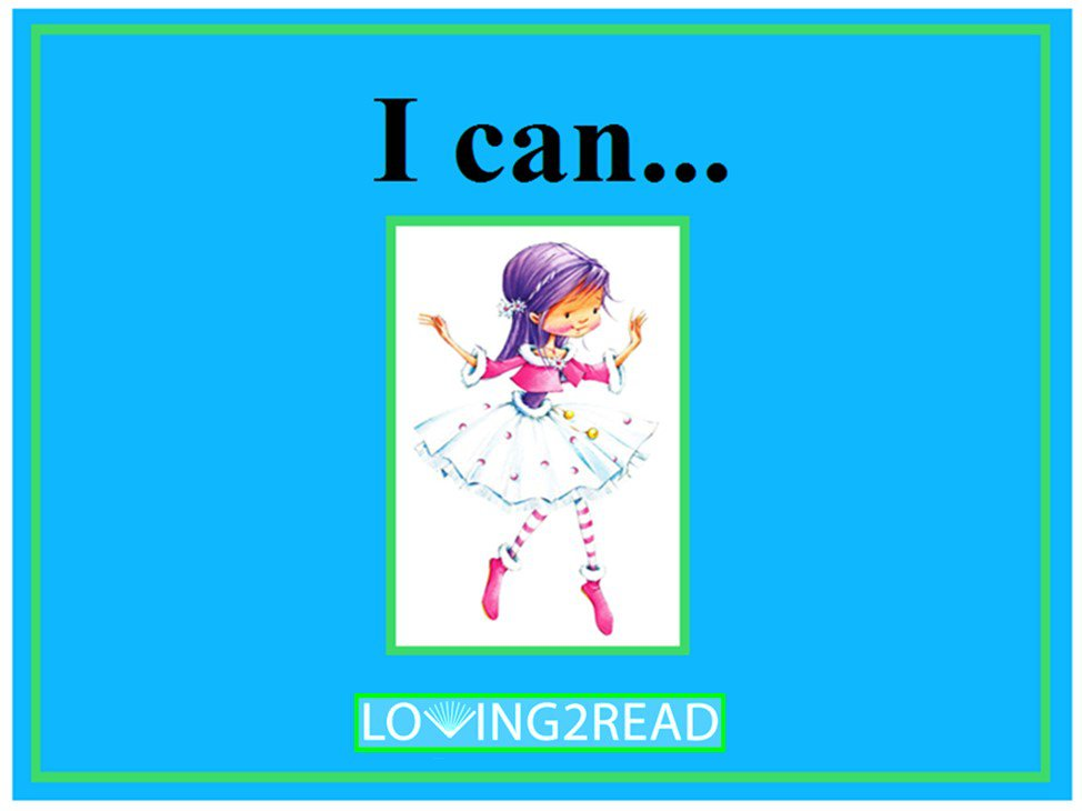 I can...Level A-B