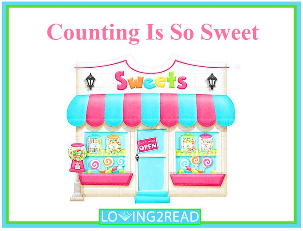 Counting Is So Sweet