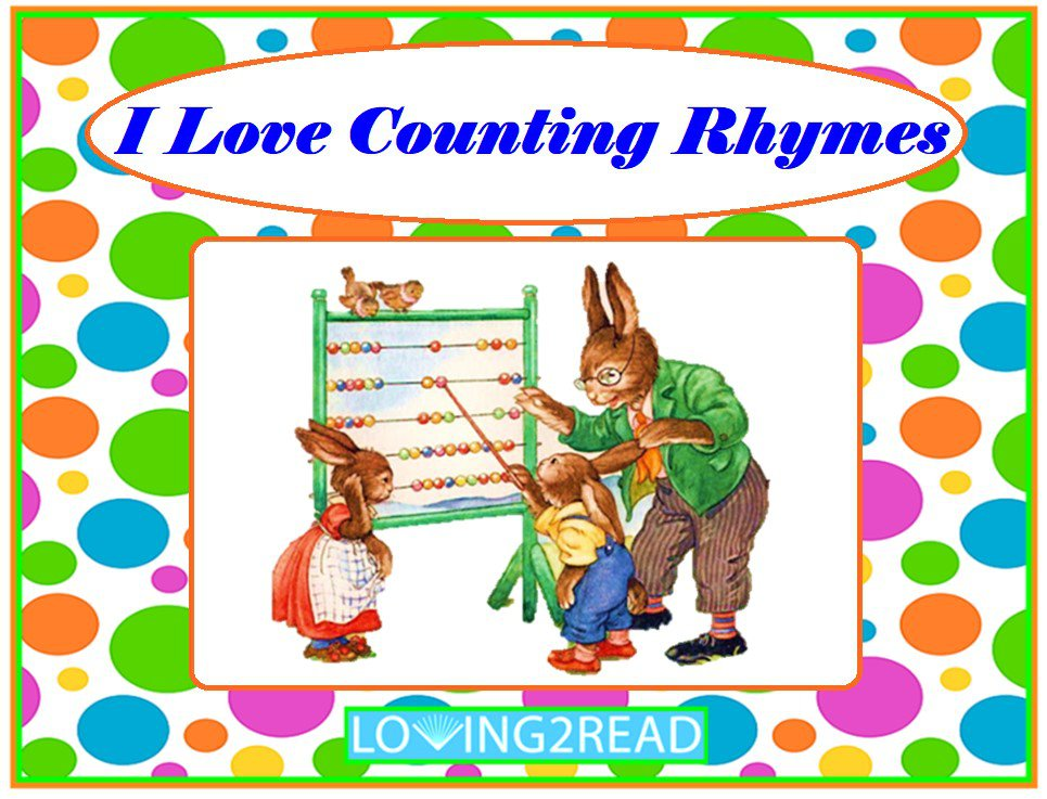 I Love Counting Rhymes