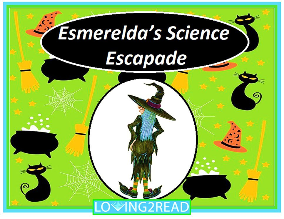 Esmerelda's Science Escapade