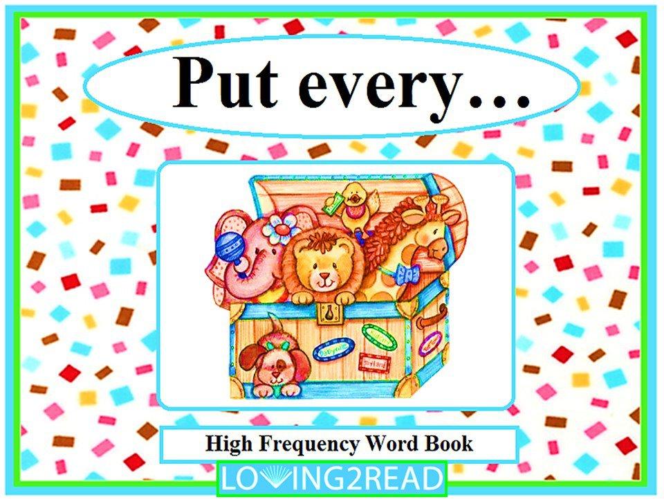 Put every...