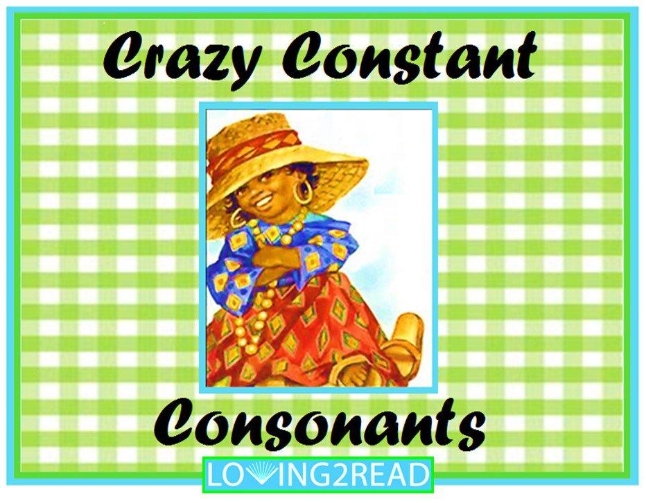 Crazy Constant Consonants