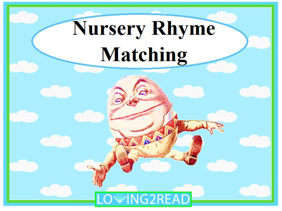 Nursery Rhyme Matching