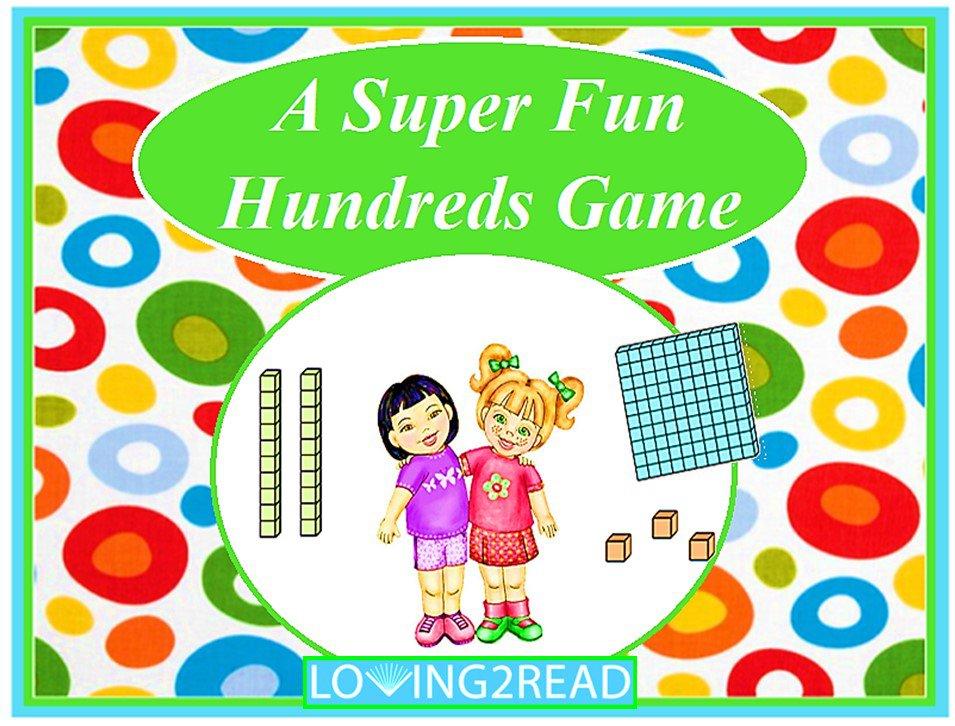 A Super Fun Hundreds Game
