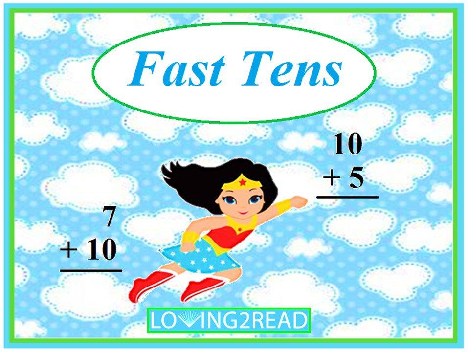 Fast Tens