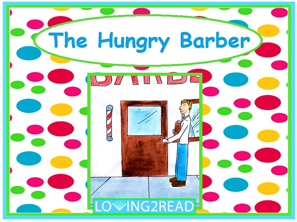 The Hungry Barber