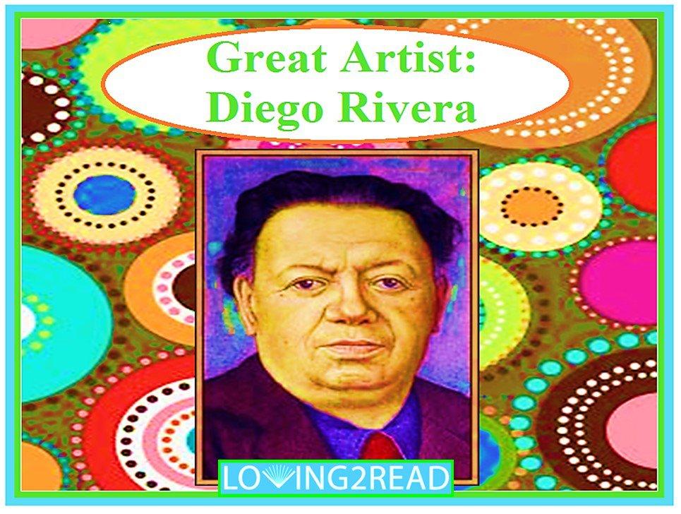 Great Artists: Diego Rivera