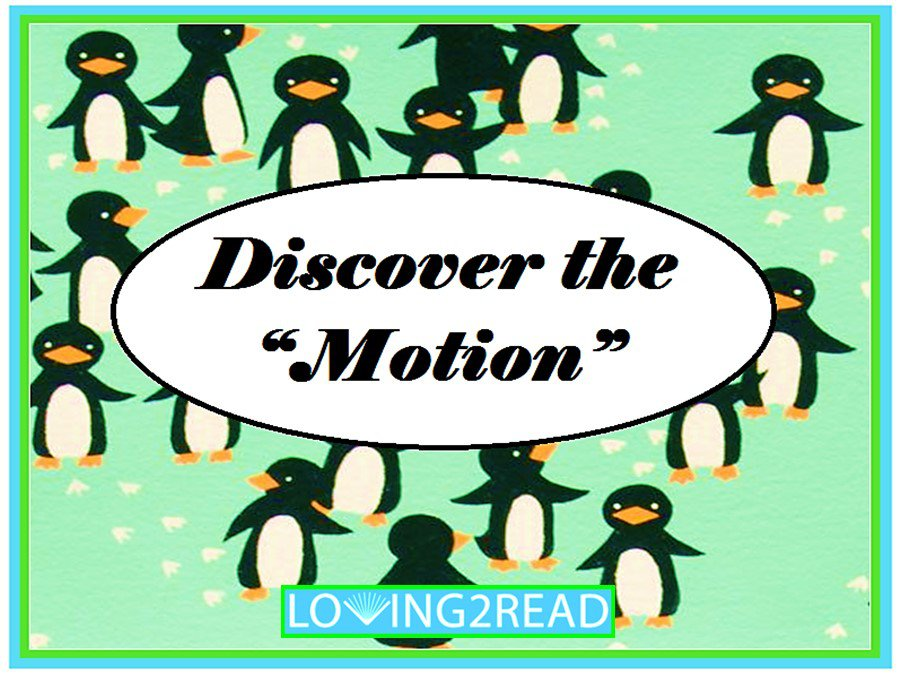"Discover the ""Motion"