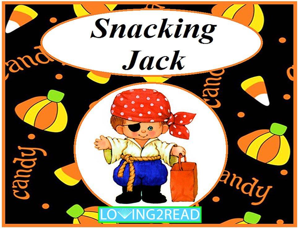 Snacking Jack