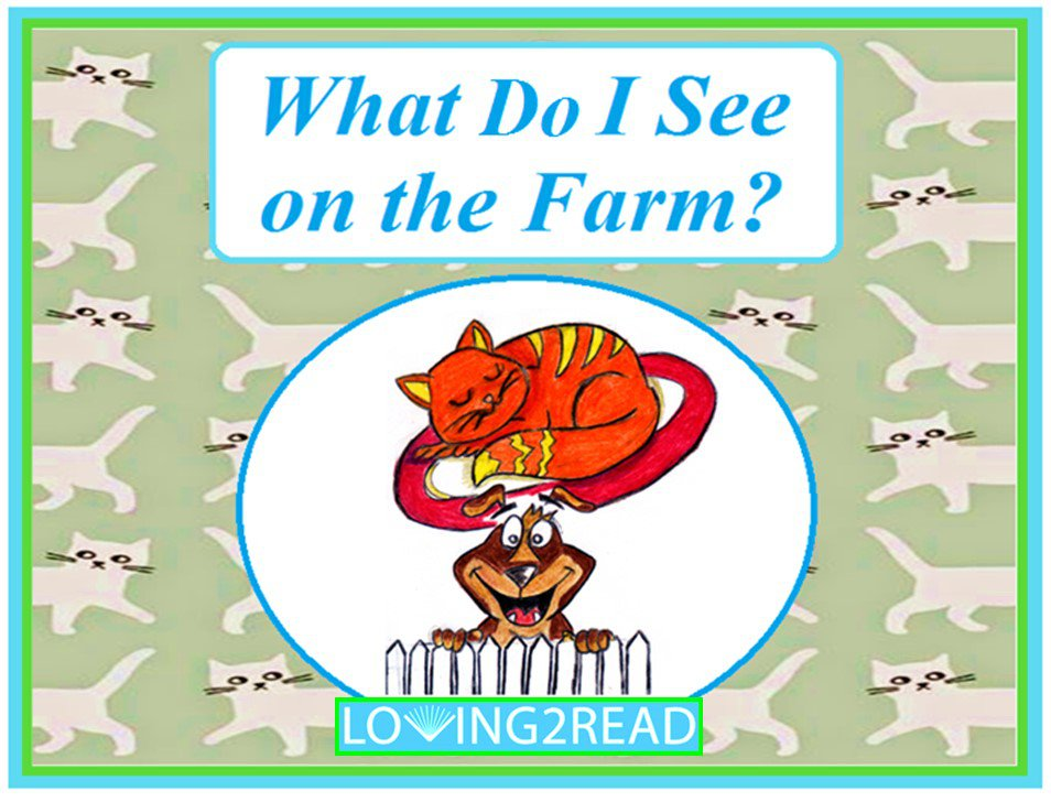 What do I See on the Farm?