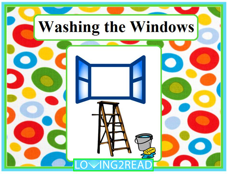Washing the Windows