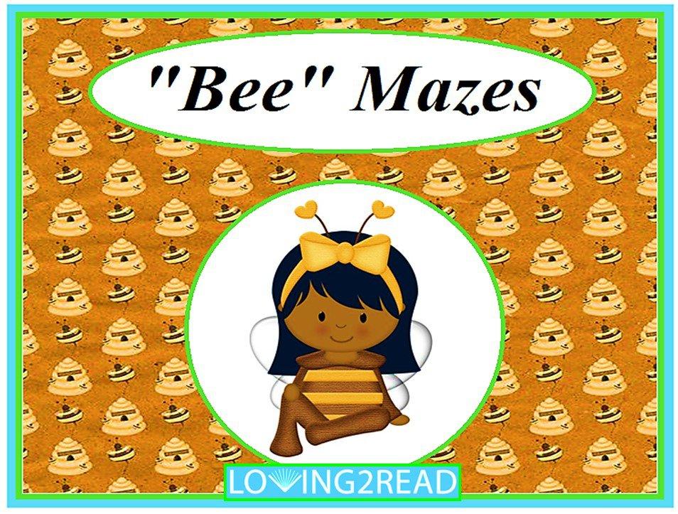 """""""Bee"""" Mazes"""