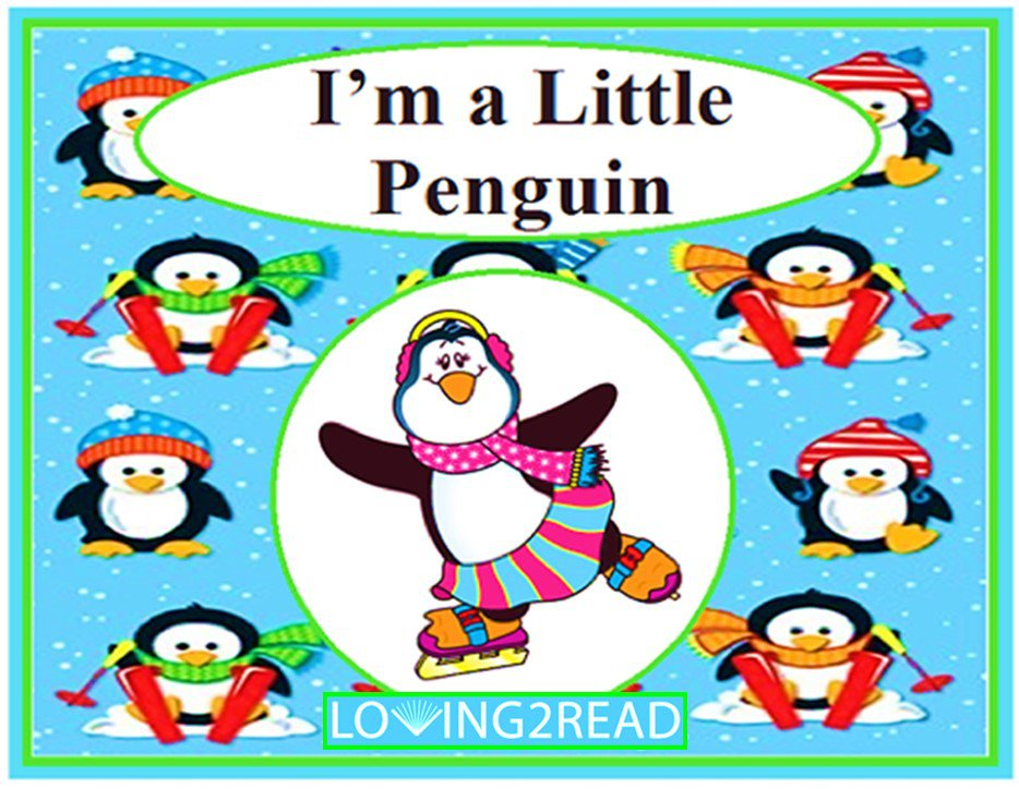 I'm a Little Penguin