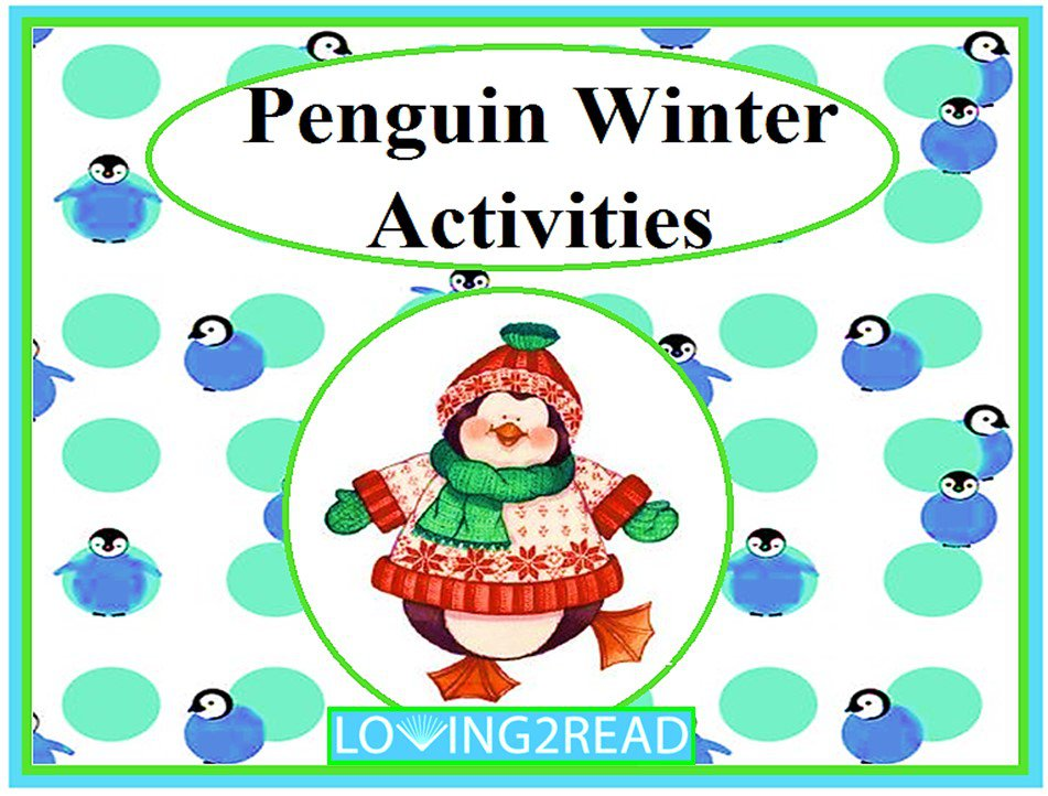 Penguin Winter Activities