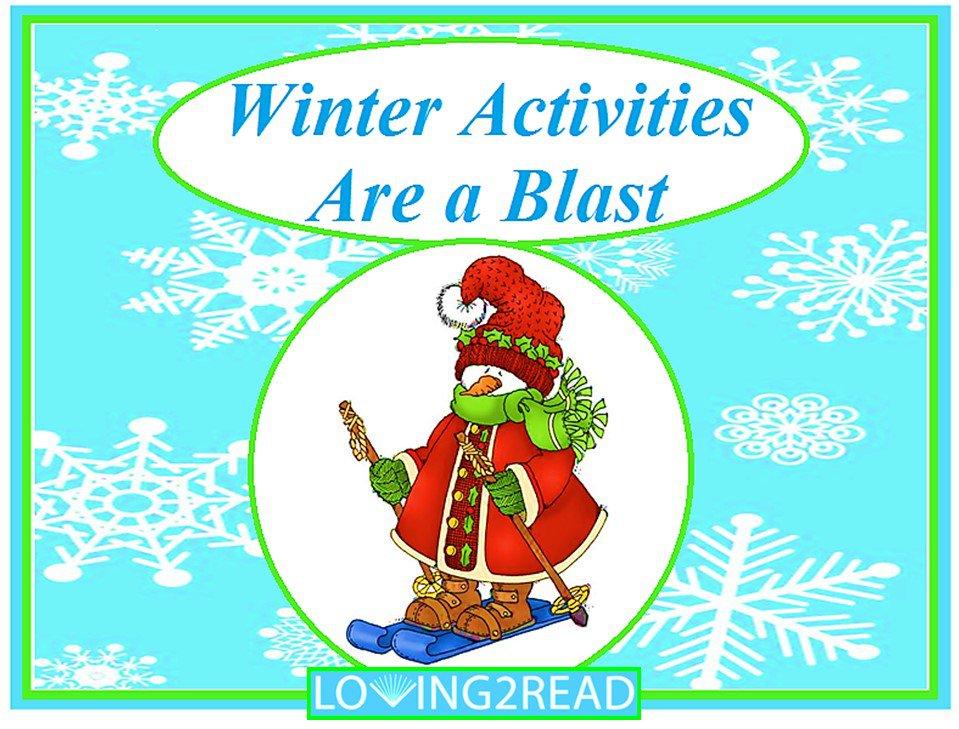 Winter Activities are a Blast