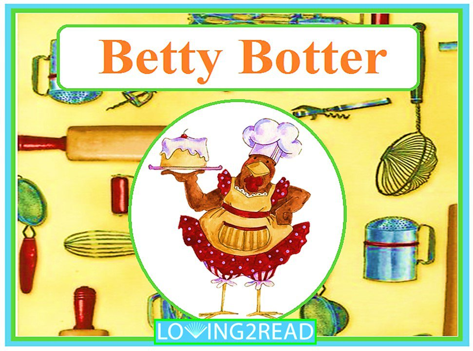 Betty Botter