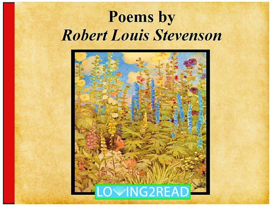 Poems by Robert Louis Stevenson