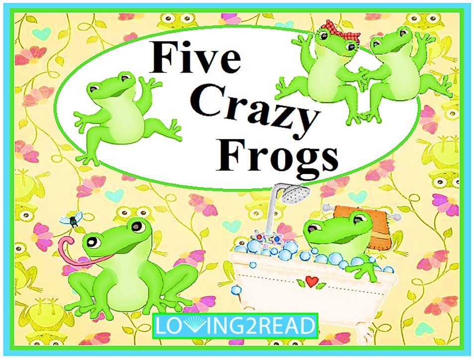 Five Crazy Frogs