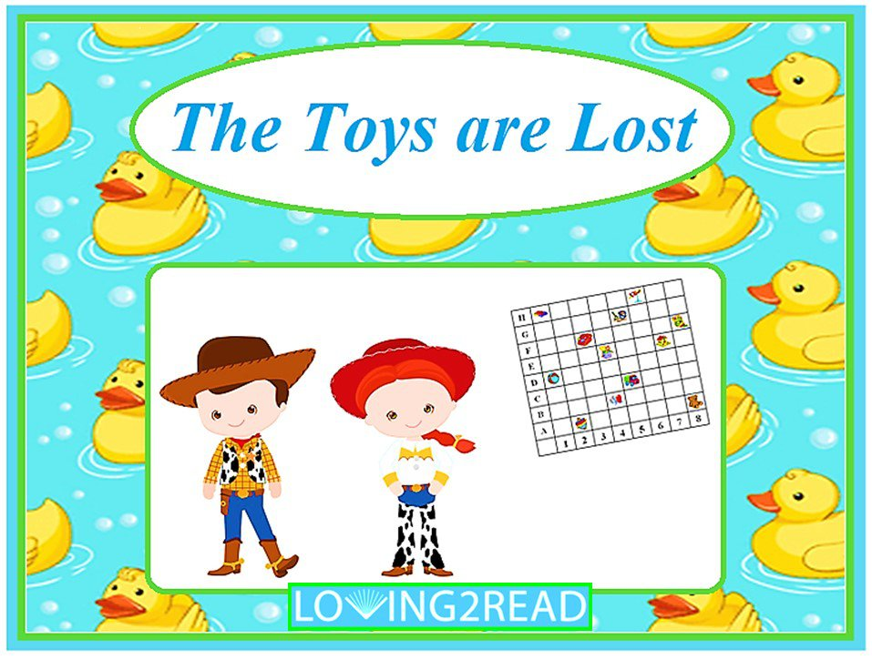 The Toys are Lost