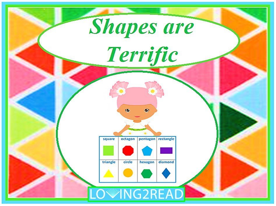 Shapes are Terrific