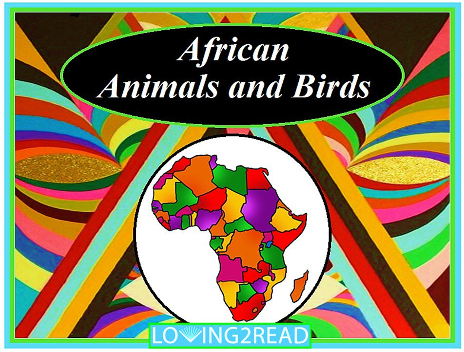 African Animals and Birds