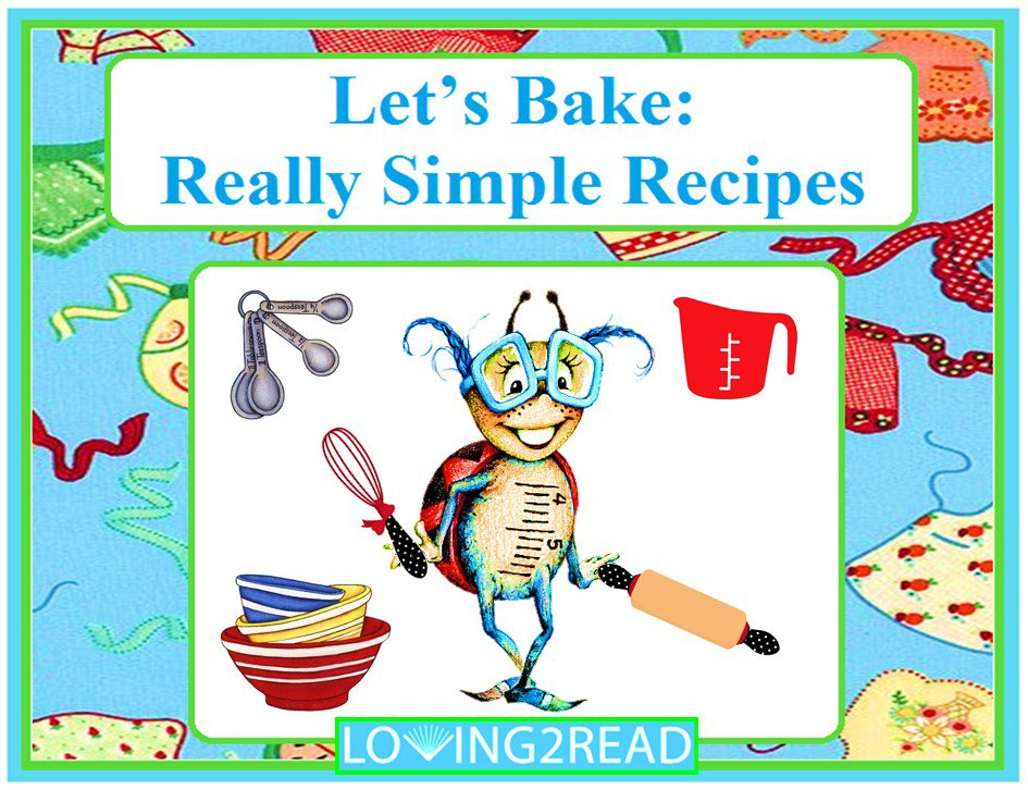 Let's Bake: Really Simple Recipes