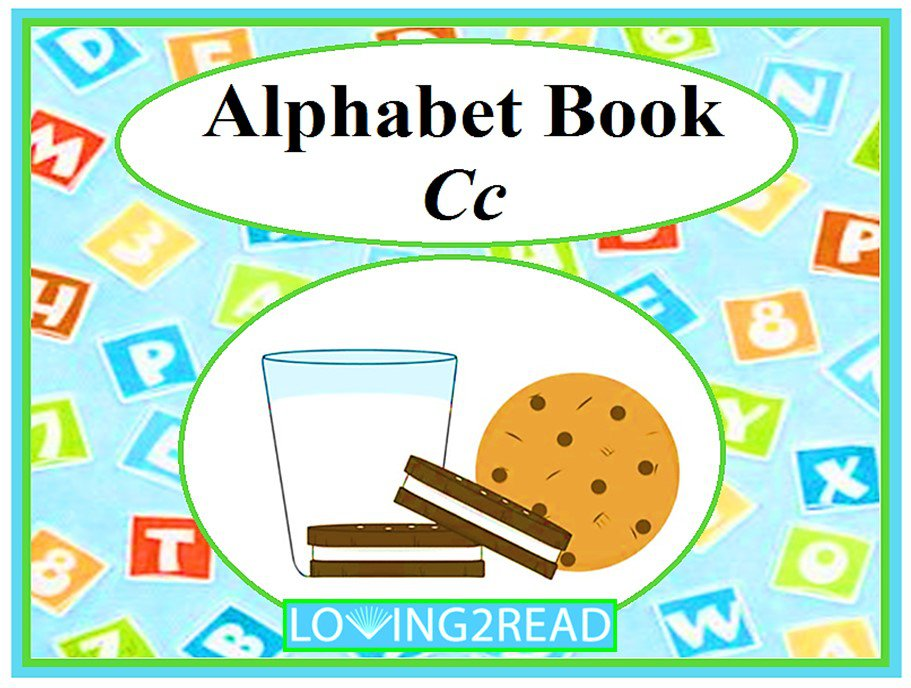 Alphabet Book Cc