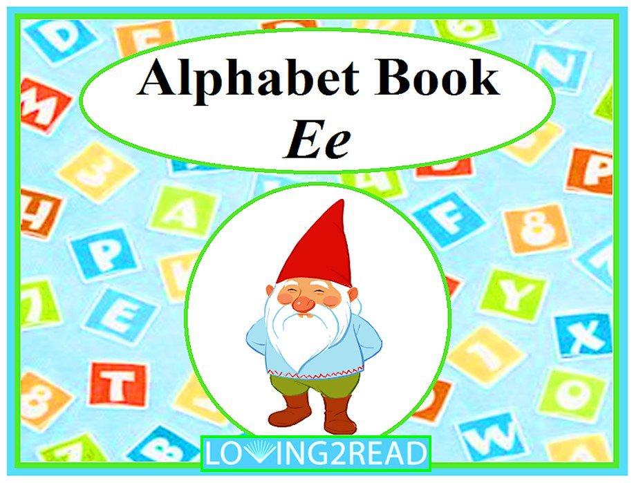 Alphabet Book Ee
