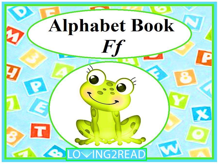 Alphabet Book Ff