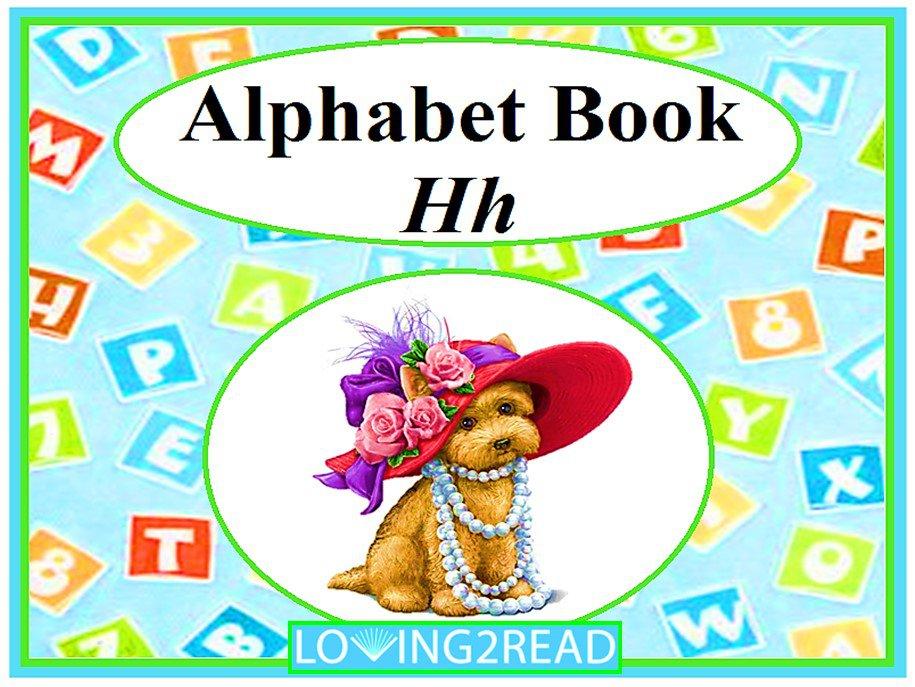 Alphabet Book Hh