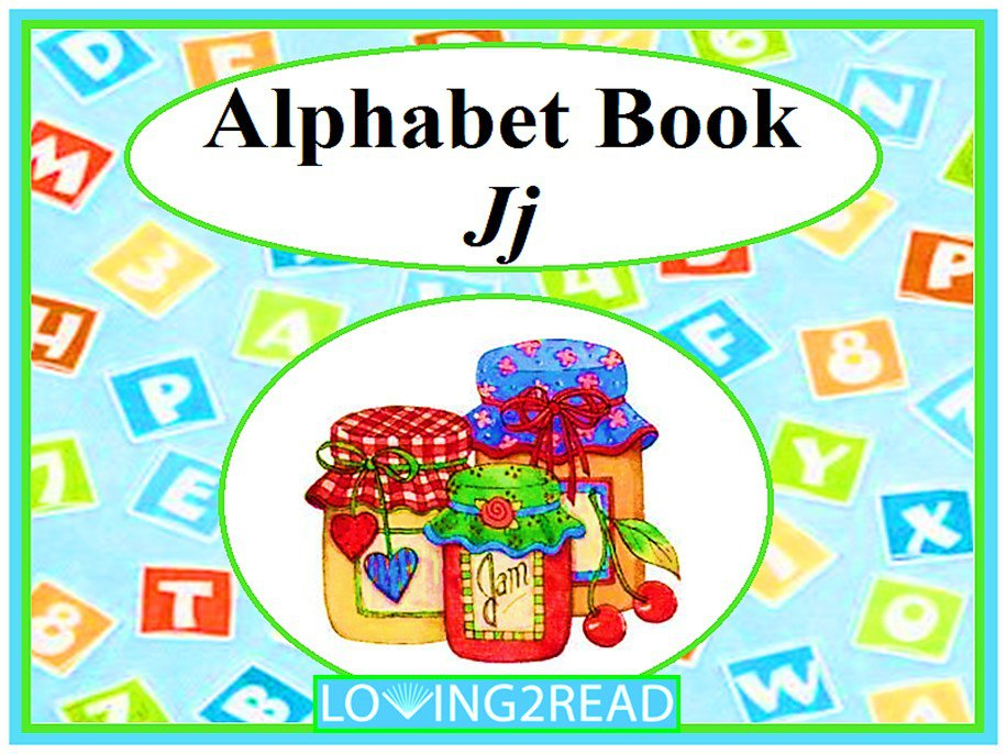Alphabet Book Jj