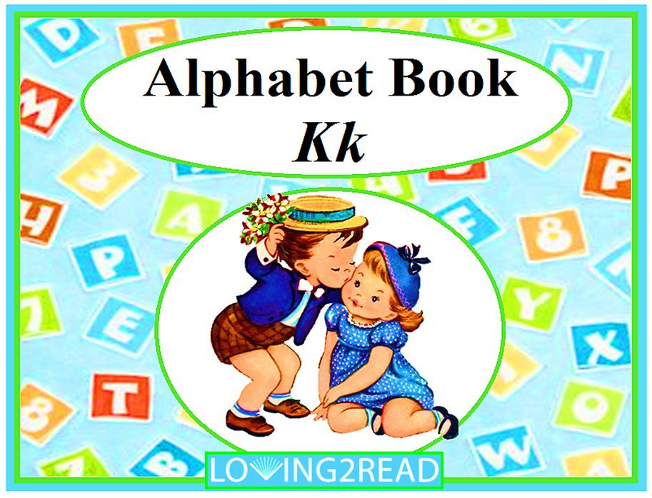 Alphabet Book Kk