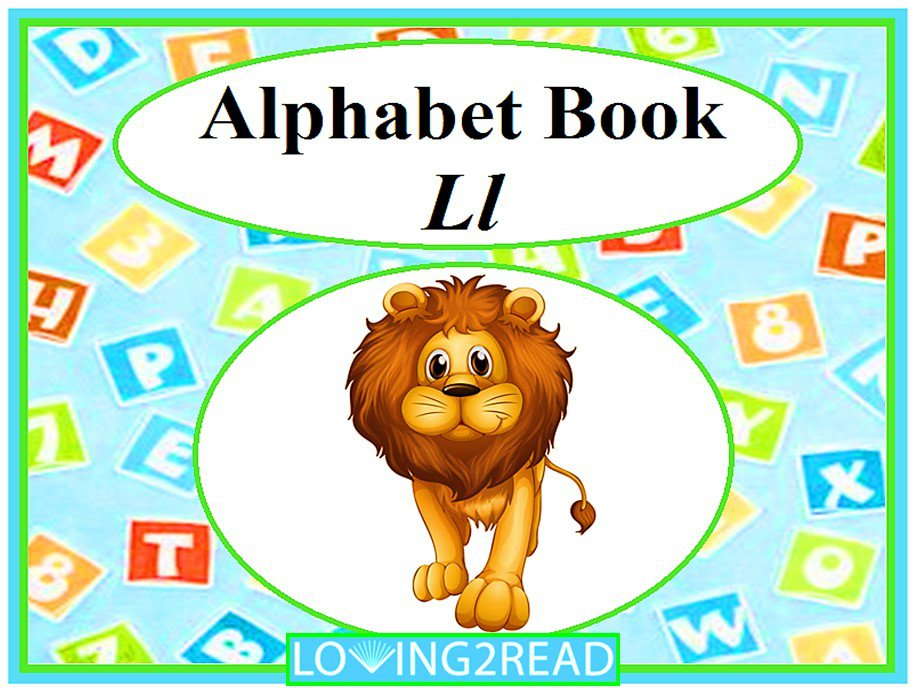 Alphabet Book Ll